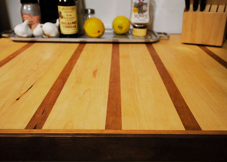 Cutting Board Countertop