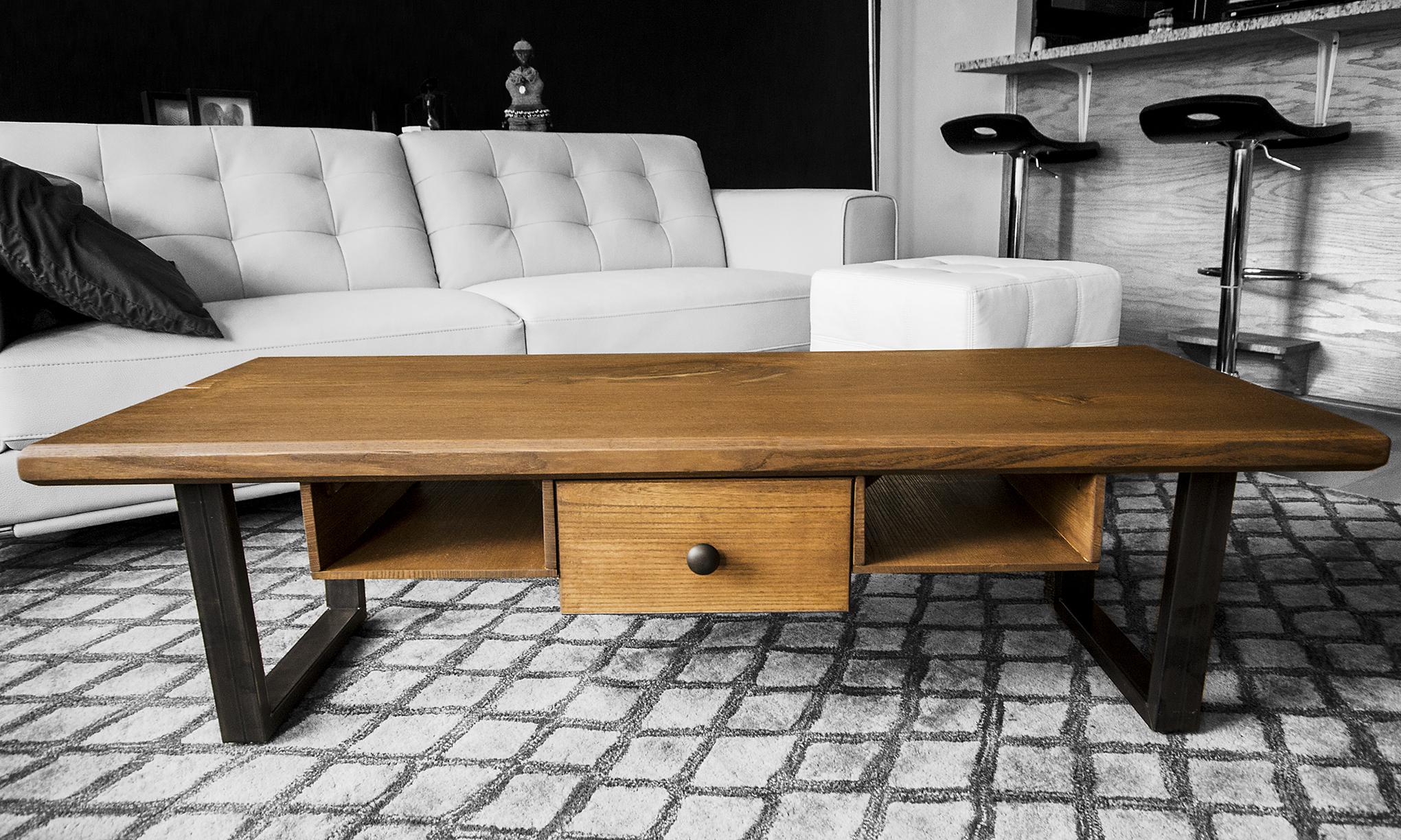 Elm Coffee Table